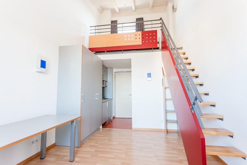 studentenwerk oberfranken wohnanlage eisberg. Black Bedroom Furniture Sets. Home Design Ideas